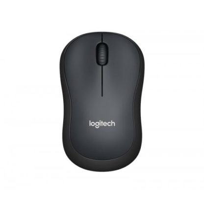 Logitech M221 Silent Wireless Mouse - Black