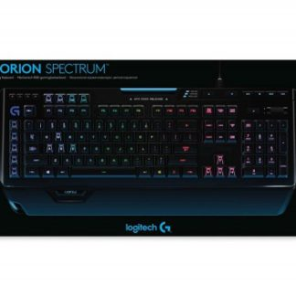 Logitech G910 Orion Spectrum RGB Gaming Keyboard