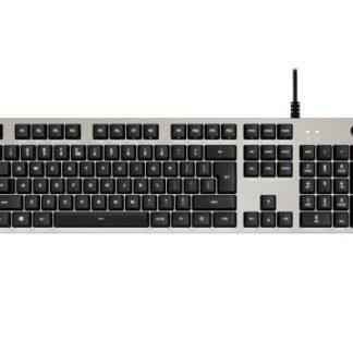 Logitech G413 Gaming Keyboard Silver