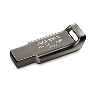 ADATA UV131 Classic USB 3.0 32GB Chromium Grey Flash Drive