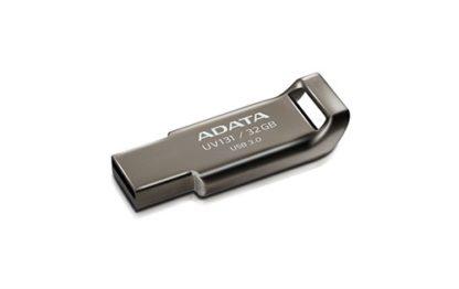 ADATA UV131 Classic USB 3.0 32GB Chromium Grey Flash Drive