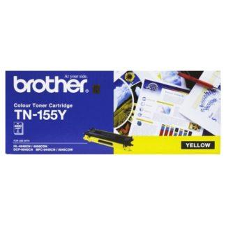 Brother TN155 Yellow Toner