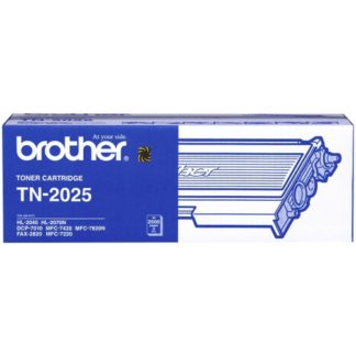 Brother TN2025 Black Toner