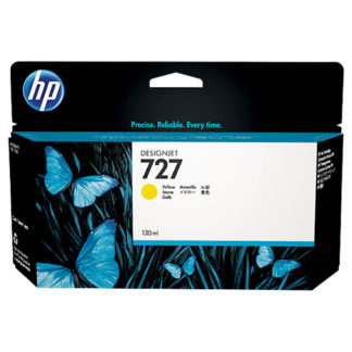 HP Ink 727 Yellow