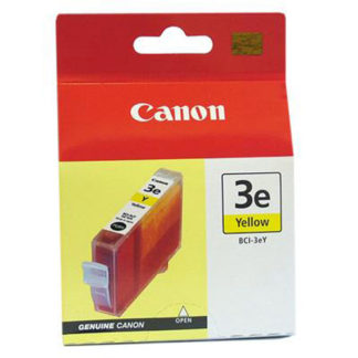 Canon Ink BCI3E Yellow