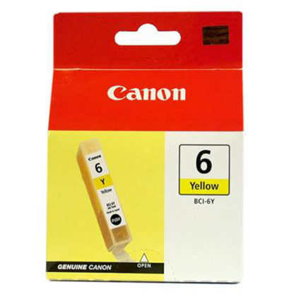 Canon Ink BCI6 Yellow