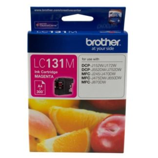 Brother Ink LC131 Magenta
