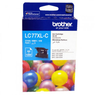 Brother Ink LC77XL Cyan