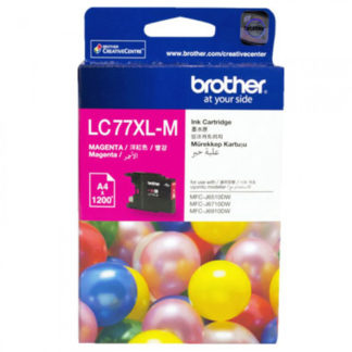 Brother Ink LC77XL Magenta