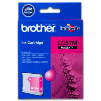 Brother Ink LC57 Magenta