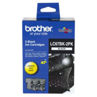 Brother Ink LC67 2pk