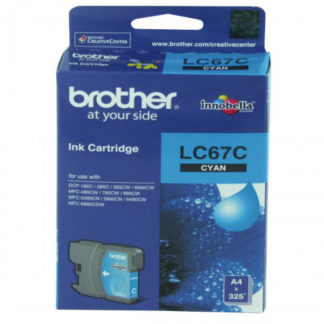 Brother Ink LC67 Cyan