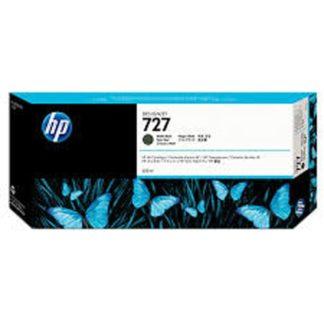 HP Ink 727 Matte Black