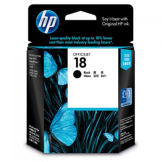 HP Ink 18 Black