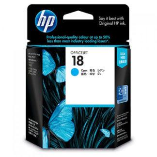 HP Ink 18 Cyan