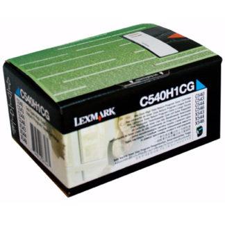 Lexmark C540H1CG Cyan Toner