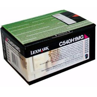 Lexmark C540H1MG Magenta Toner