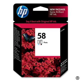 HP Ink 58 Photo Colour