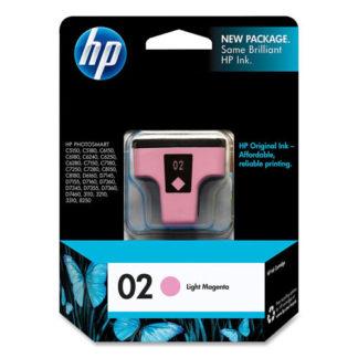 HP Ink 02 Light Magenta