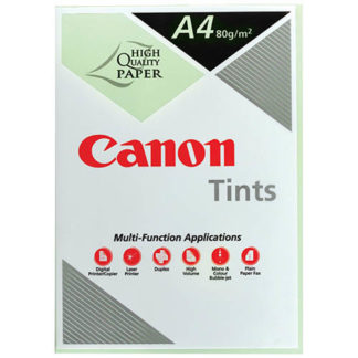 Canon Tints Green A4 80GSM 500 Sheets