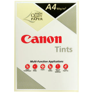 Canon Tints Yellow A4 80GSM 500 Sheets