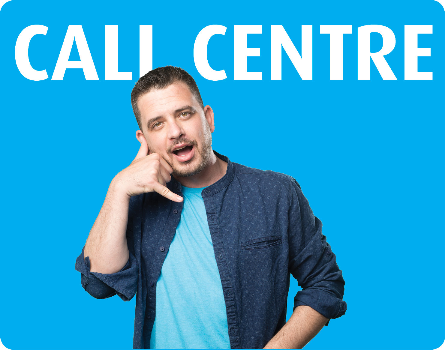 Call Centre - contact us