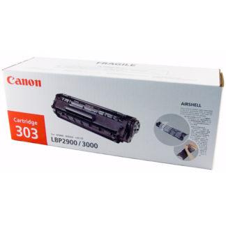 Canon CART303 Black Toner