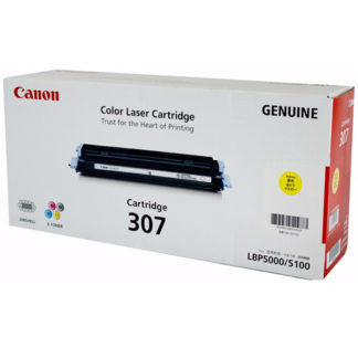Canon CART307 Yellow Toner