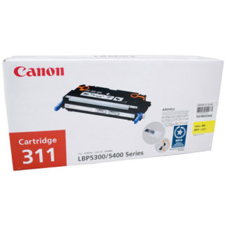 Canon CART311 Yellow Toner