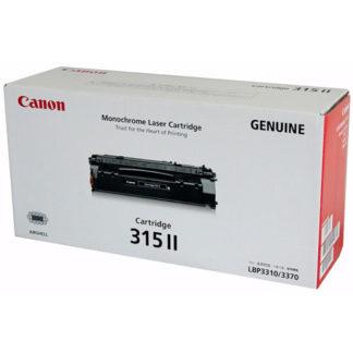 Canon CART315II Black Toner
