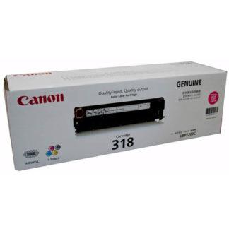 Canon CART318 Magenta Toner