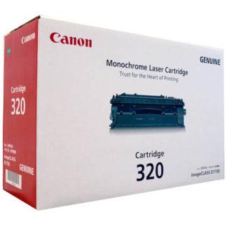 Canon CART320B Black Toner