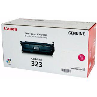 Canon CART323 Magenta Toner