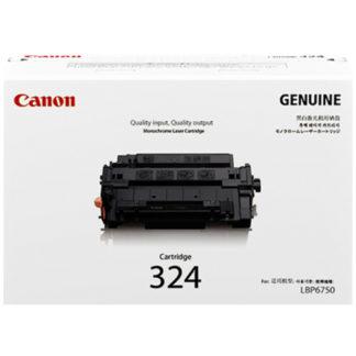 Canon CART324 Black Toner