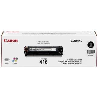 Canon CART416 Black Toner