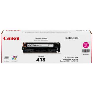 Canon CART418 Magenta Toner