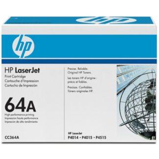 HP CC364A Black Toner