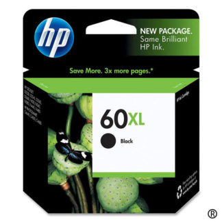 HP Ink 60XL Black