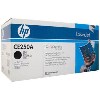 HP CE250A Black Toner