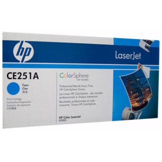 HP CE251A Cyan Toner