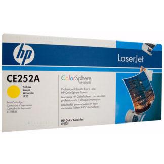 HP CE252A Yellow Toner