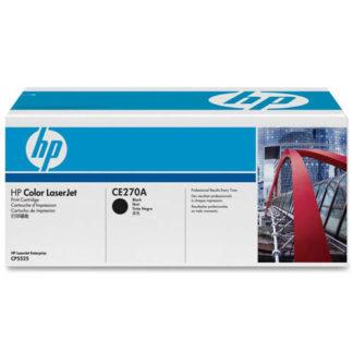 HP CE270A Black Toner