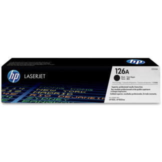 HP CE310A Black Toner