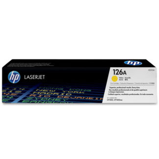 HP CE312A Yellow Toner