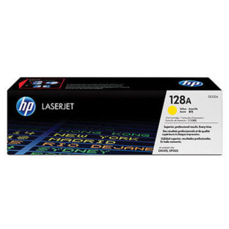 HP CE322A Yellow Toner