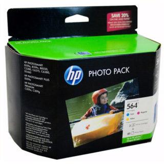 HP Ink 564 3pk