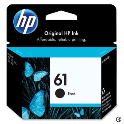 HP Ink 61 Black