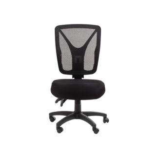 Darwin Chair 3 Lever - Black