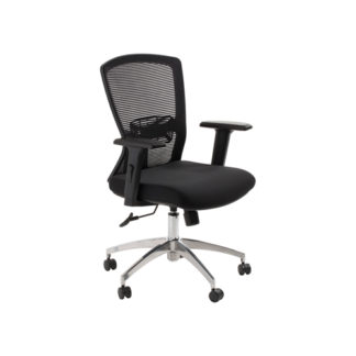Western Chair - Black