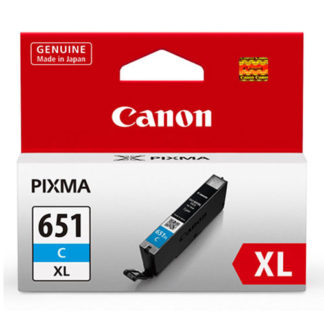 Canon Ink CLI651XL Cyan